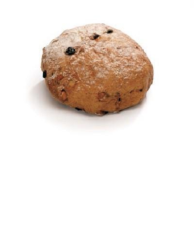 Notenbrood met Rozijnen